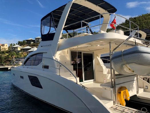 Used Power Catamaran for Sale 2013 Aquila 38
