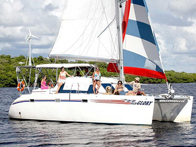 Used Sail Catamarans for Sale 1996 Lagoon 35 CCC