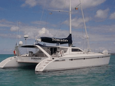Used Sail Catamaran for Sale 1993 G60