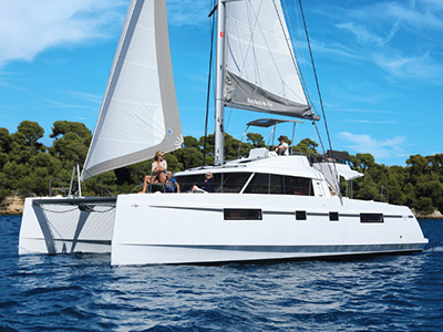New Sail Catamaran for Sale  Nautitech 46 Fly