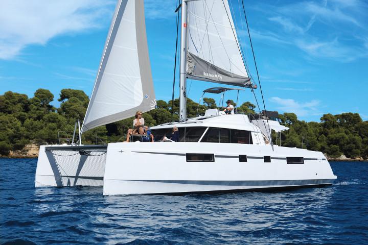 New Sail Catamaran for Sale  Nautitech 46 Fly
