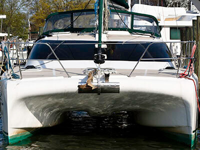 Used Sail Catamaran for Sale 2001 Victory 35