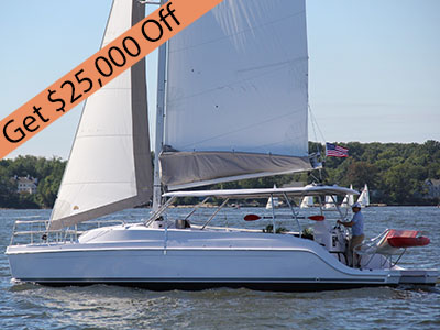 Sail Catamarans for Sale 2019 Freestyle 37
