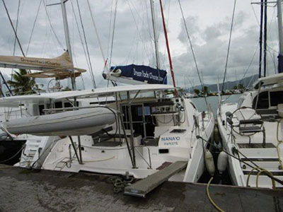 Used Sail Catamarans for Sale 2010 Leopard 38