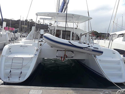 Used Sail Catamaran for Sale 2013 Lagoon 380 S2