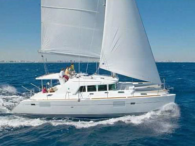 Used Sail Catamarans for Sale 2009 Lagoon 440