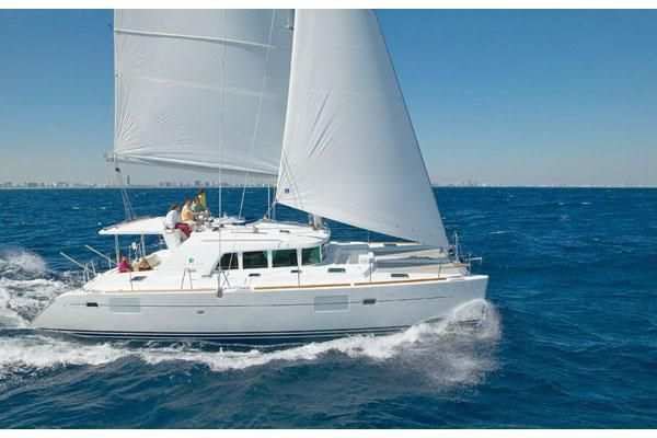 Used Sail Catamaran for Sale 2009 Lagoon 440