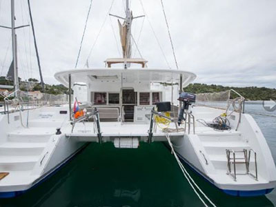 Used Sail Catamaran for Sale 2014 Lagoon 450