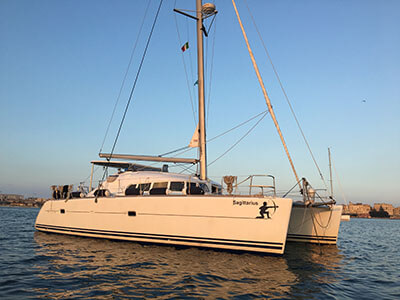 Used Sail Catamarans for Sale 2003 Lagoon 410 S2
