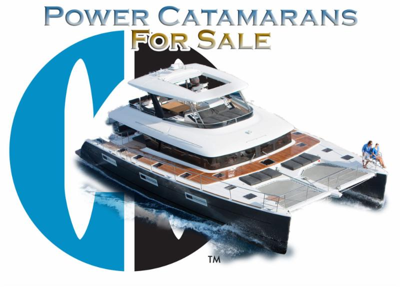 11 Power Catamarans For Sale : 44 to 52 feet - starting at $325,000