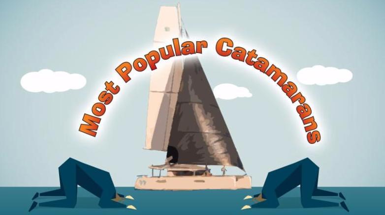 Most Popular Catamarans For Sale on Catamarans.com - Starting at $99,000