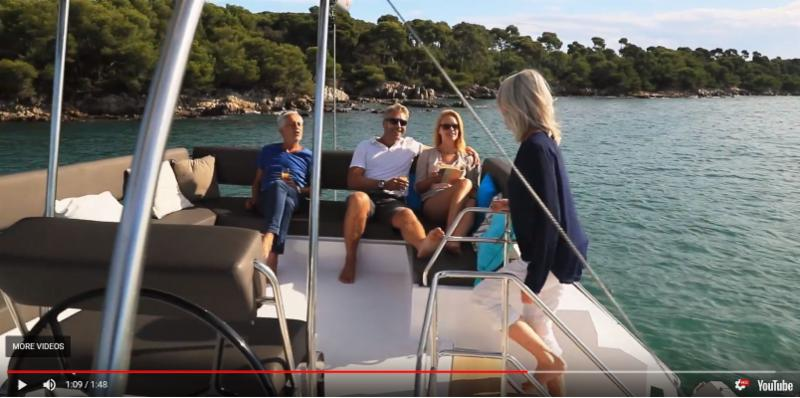FEATURED VIDEO:New Nautitech 46 FLY | Get Charter Business Plan For Tortola