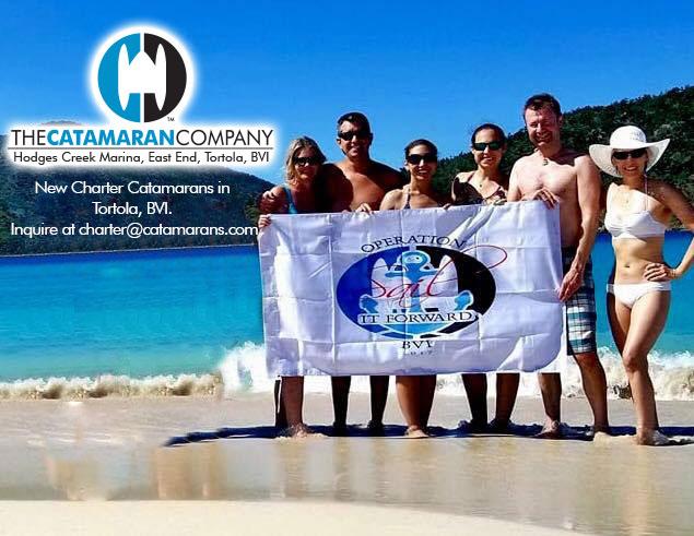 The Catamaran Company Tortola Fleet Update