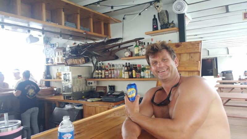 Happy International Beer Day.  Lagoon 42 Beer Charter Specia