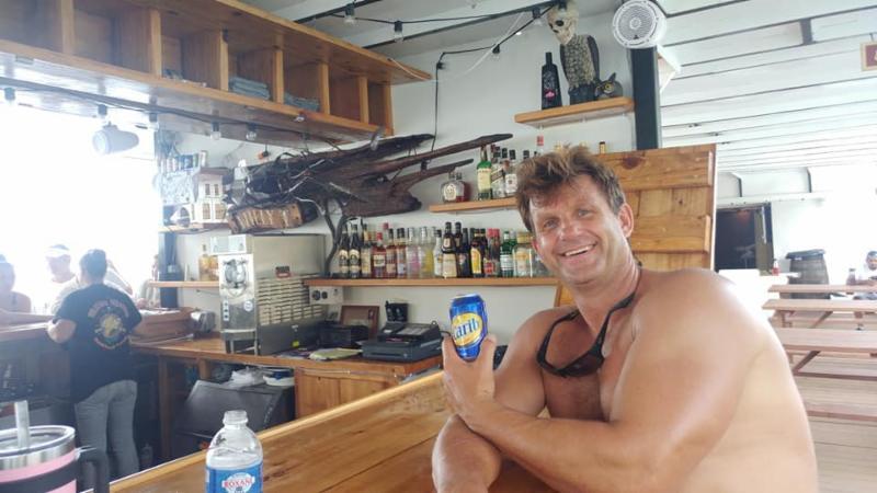 Happy International Beer Day.  Lagoon 42 Beer Charter Specia
