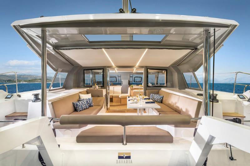 NAUTITECH 40 OPEN On Display at  Los Angeles Boat Show