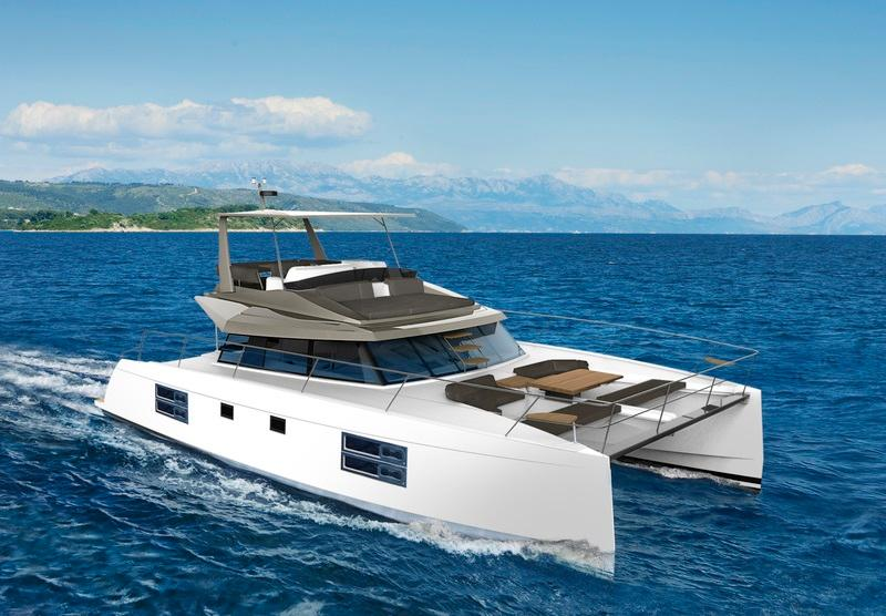 Nine Nautitech Catamarans for Sale| Power & Sail | 40 to 54 Feet | Act as Charter Business