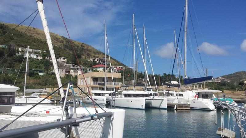 Lagoon 42 and Lagoon 39 For Sale in Tortola Earning Charter Revenue!