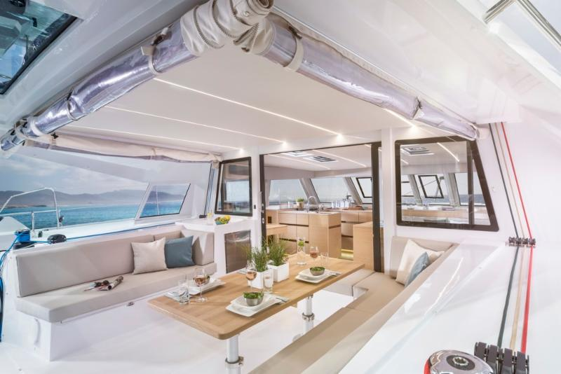 Join us aboard NAUTITECH 46 OPEN during Miami Boat Show | Get Charter Business Plan