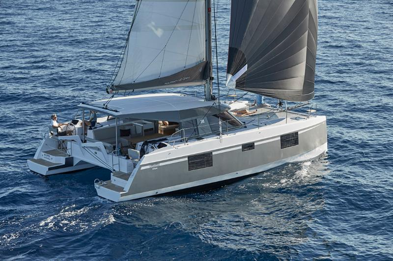 TEN Catamarans For Sale in California | Nautitech 40 OPEN in San Diego starting at $549,706