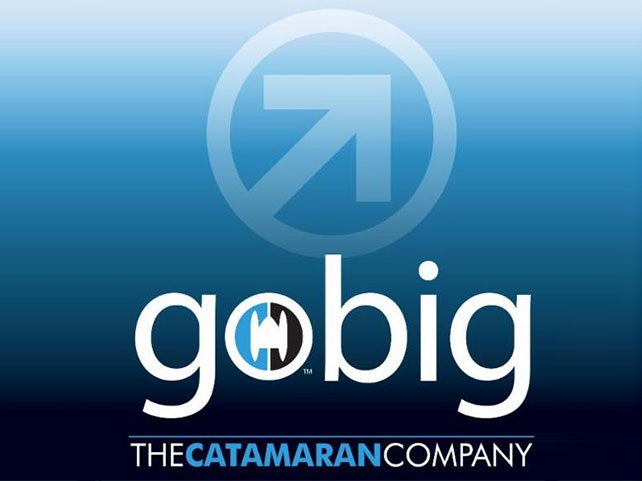 GO BIG and Build you BIG Custom Catamaran 100 FT. PLUS +