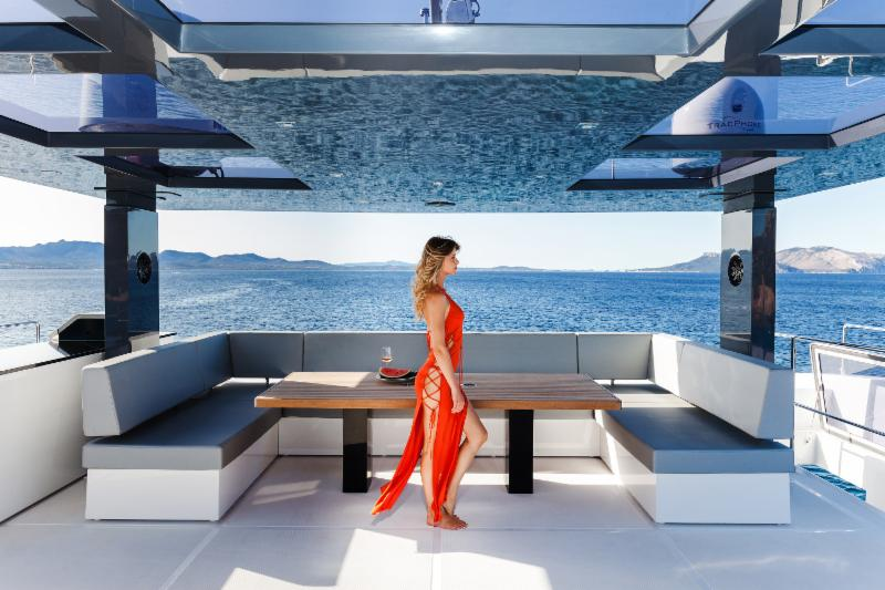 Luxurious Sunreef Supreme 68 POWER on Display During Miami Boat Show