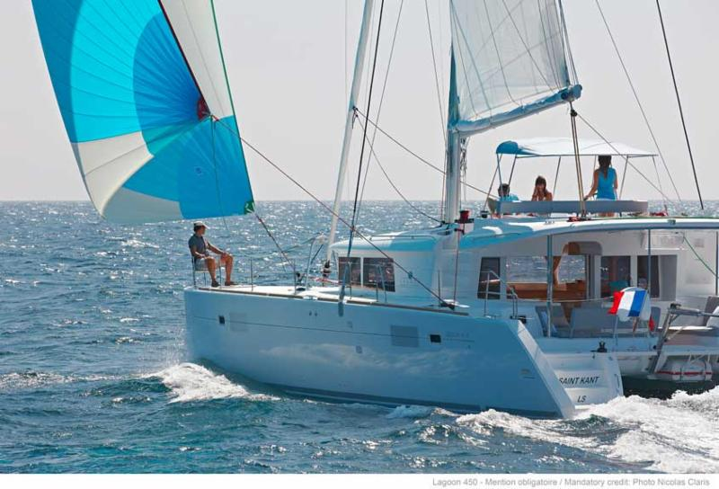 Own 20% Share on 2019 Lagoon 450 in BVI.  Only 2 Shares Left on SEA RUNNER III