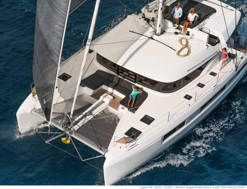 5,6 and 7 Cabin Layouts | New Lagoon 50 and 52's | Special O