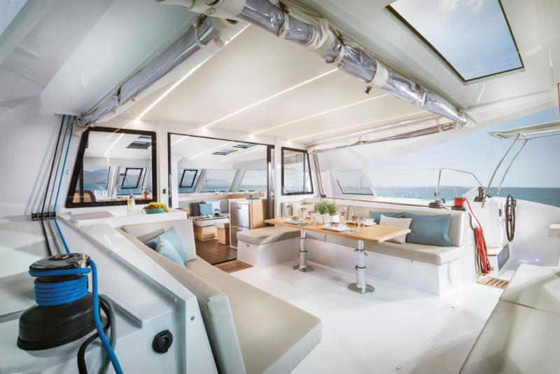 New NAUTITECH 46 OPEN in Fort Lauderdale  | Act as Charter Business. Request Charter Business Plan
