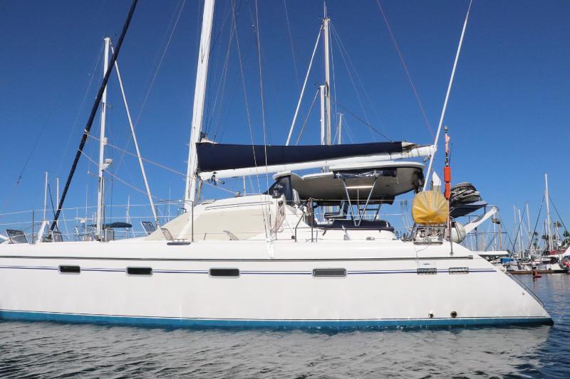 Turn Key 2008 Privilege 445 Located In San Diego | Browse 12 Catamarans in Caliifornia
