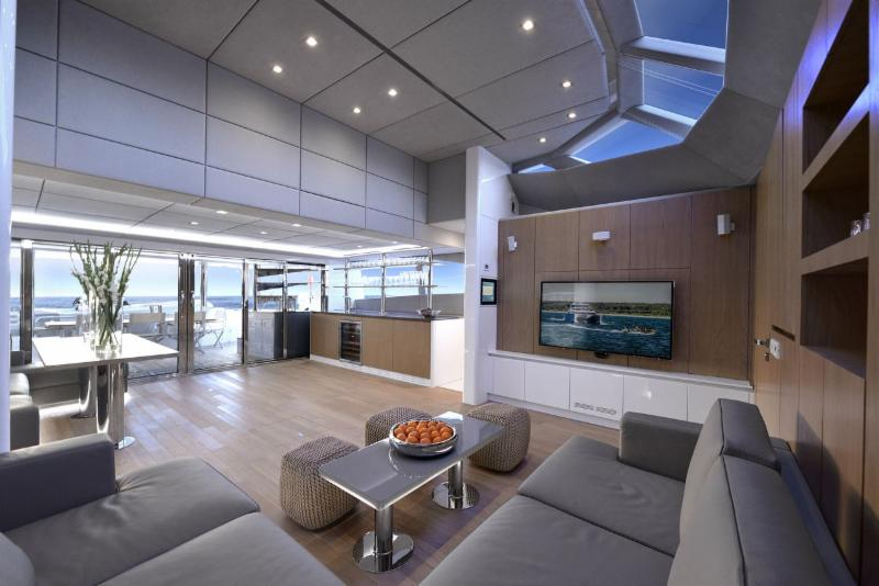 Browse 8 Launched SUNREEF Power Catamarans: 70 SUNREEF POWER