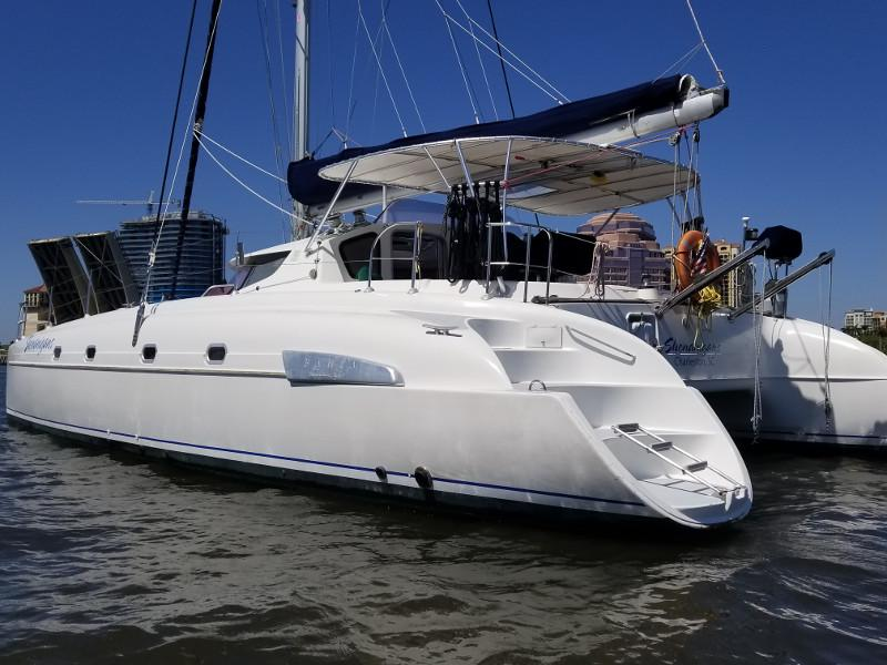 Catamarans For Sale $300,000 to $350,000  | 42 to 46 Feet