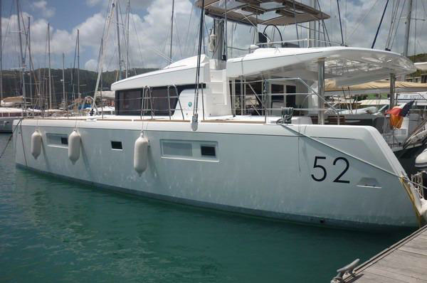 2014 Lagoon 52 6 Cabin For Sale In British Virgin Islands
