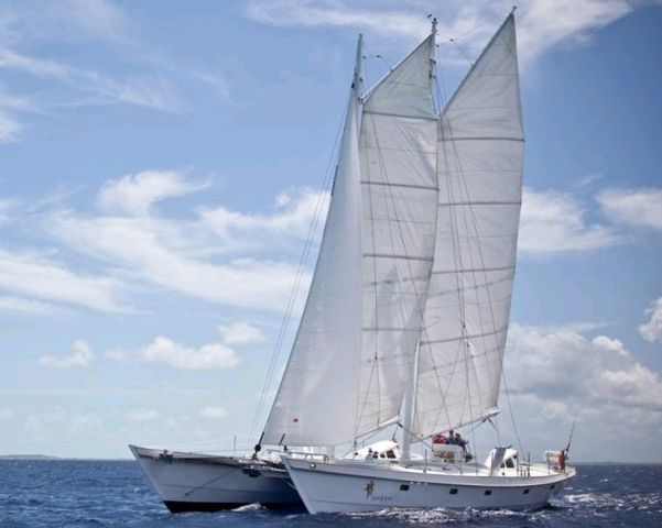 Catamarans between 52 and 64 Feet: $391,000 to $449,000