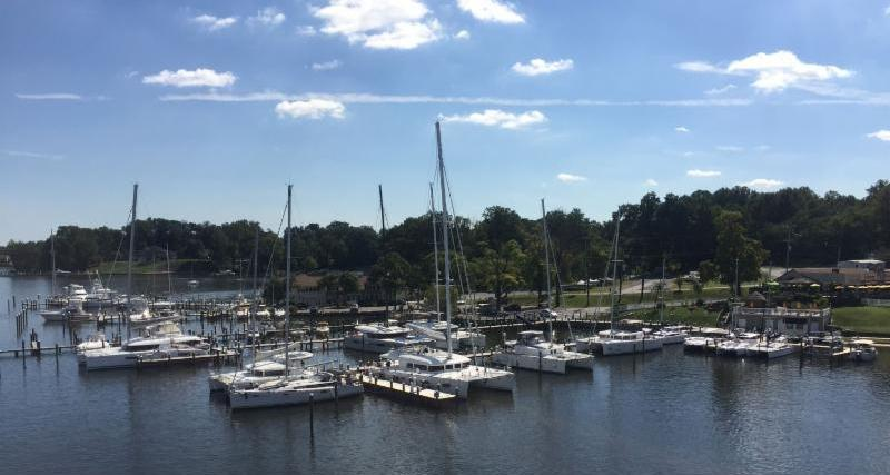 20% Dockage Discount at Pier 7 Resort Marina near Annapolis, MD