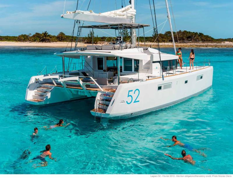 Brand New 2019 Lagoon 52 Open For Christmas 2018 in BVI