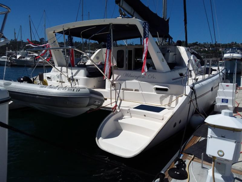 2006 Leopard 47 For Sale in San Diego, California