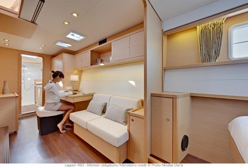 Luxury Suites aboard Lagoon 450's in British Virgin Islands - 15% Discount