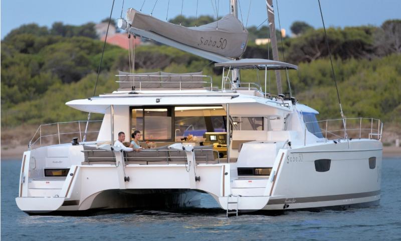 2017 SABA 50 in Fort Lauderdale, FL for Sale