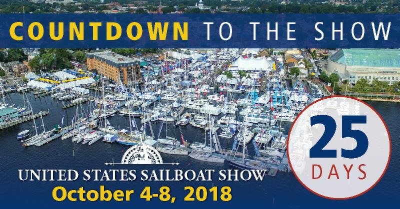 Annapolis Boat Show is in 25 Days!  Lagoon, Gemini, Nautitech on Display