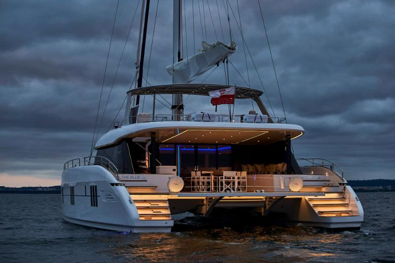 The New SUNREEF 60: Custom-Made Luxury Catamarans