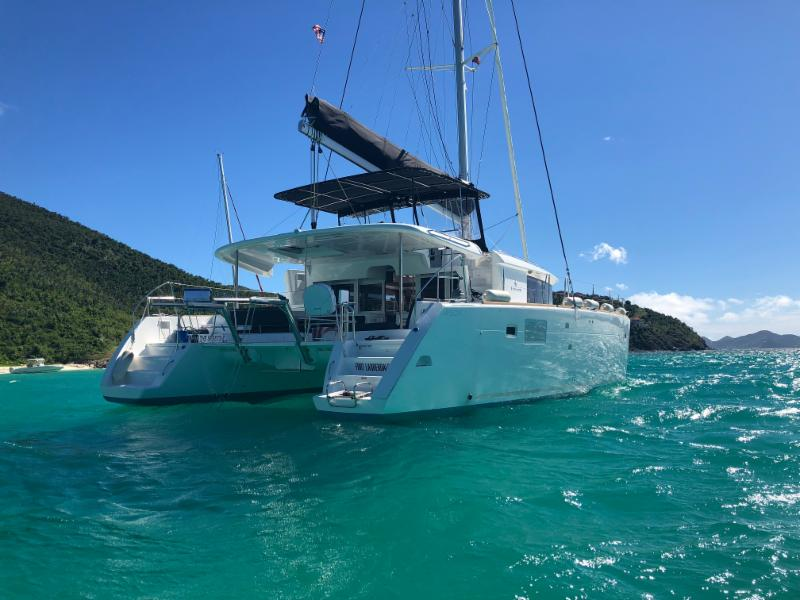 Our Catamarans Love Mother Earth!