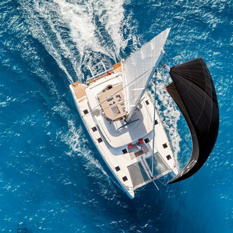 Sail For $4,295 Per Cabin ( Two Guests) in BVI aboard 45 Foot Catamaran for 7 Days