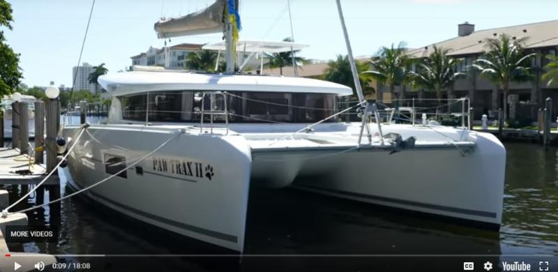 Featured Videos: Lagoon 42 | Lagoon 46 | Fountaine Pajot | Nautitech | Gemini