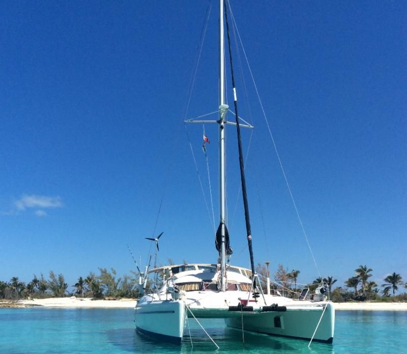 37 footers For Sale:Sail and Power Catamarans