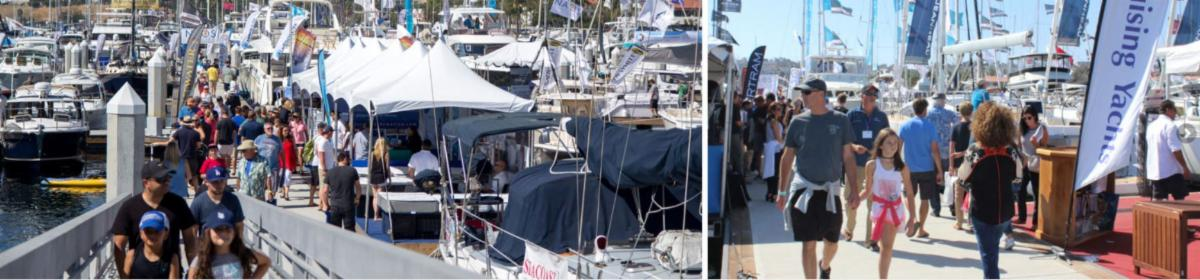 RSVP for LA Harbor Boat Show FP Astrea 42,Nautitech 40 Open