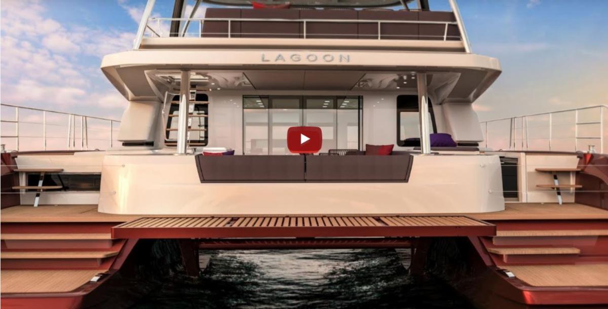 VIDEO:LAGOON SIXTY 7|Sunreef|Telstar|G60|Fountaine Pajot|Leopard