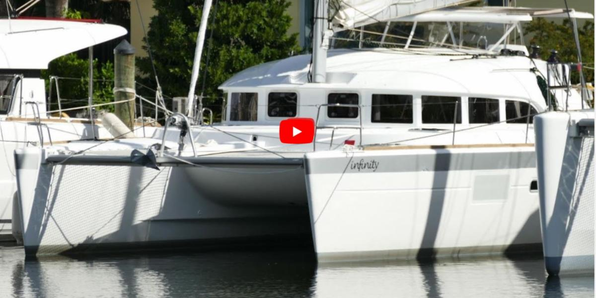 2019 Lagoon 380 For Sale in Fort Lauderdale Asking $399,824