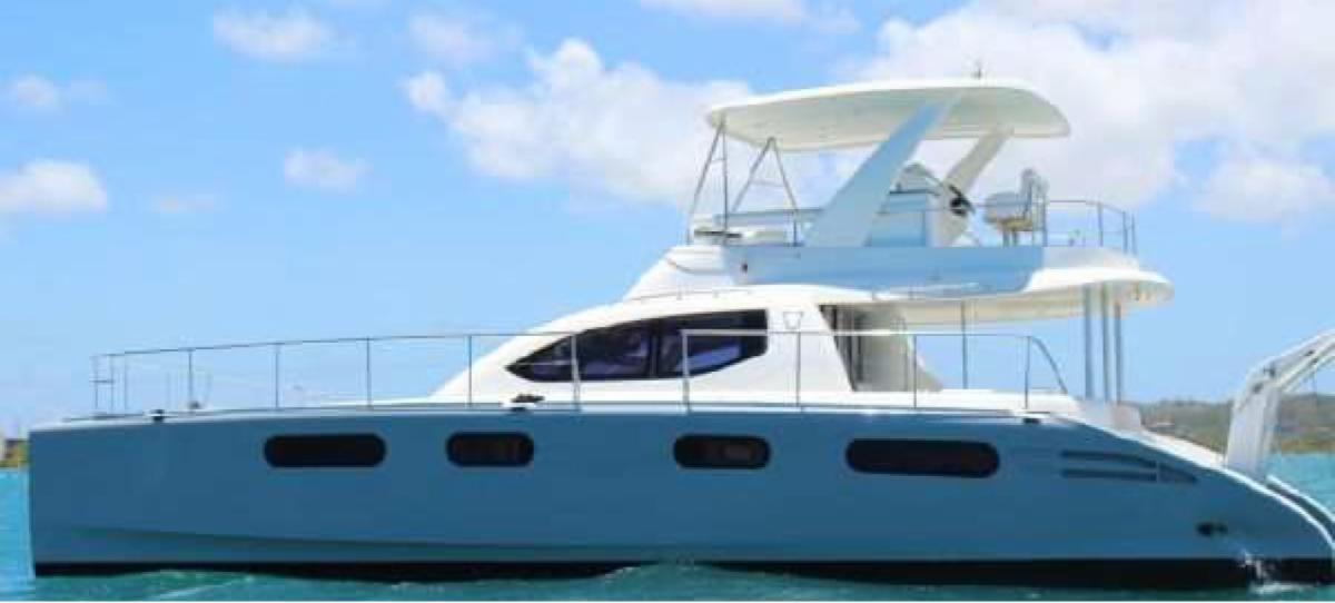 Leopard catamarans For Sale 2012 Leopard PC asking 329999