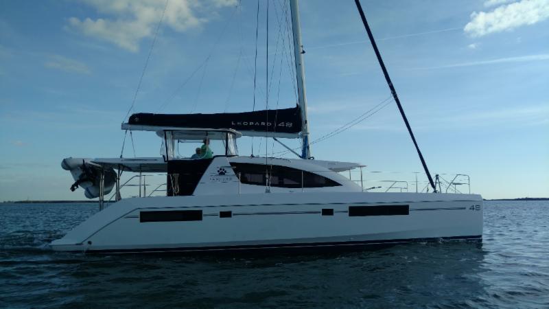52 Leopard Catamarans For Sale